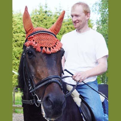 Base d'équitation pour la randonnée à cheval
